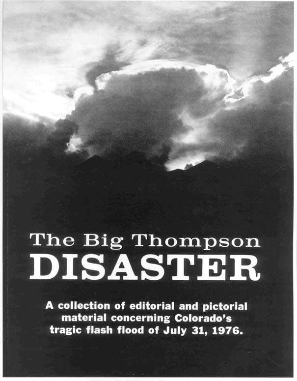 The Big Thompson Disaster Book