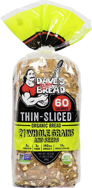 I Lost 50 Pounds Drinking Beer - Dave's Killer Bread
