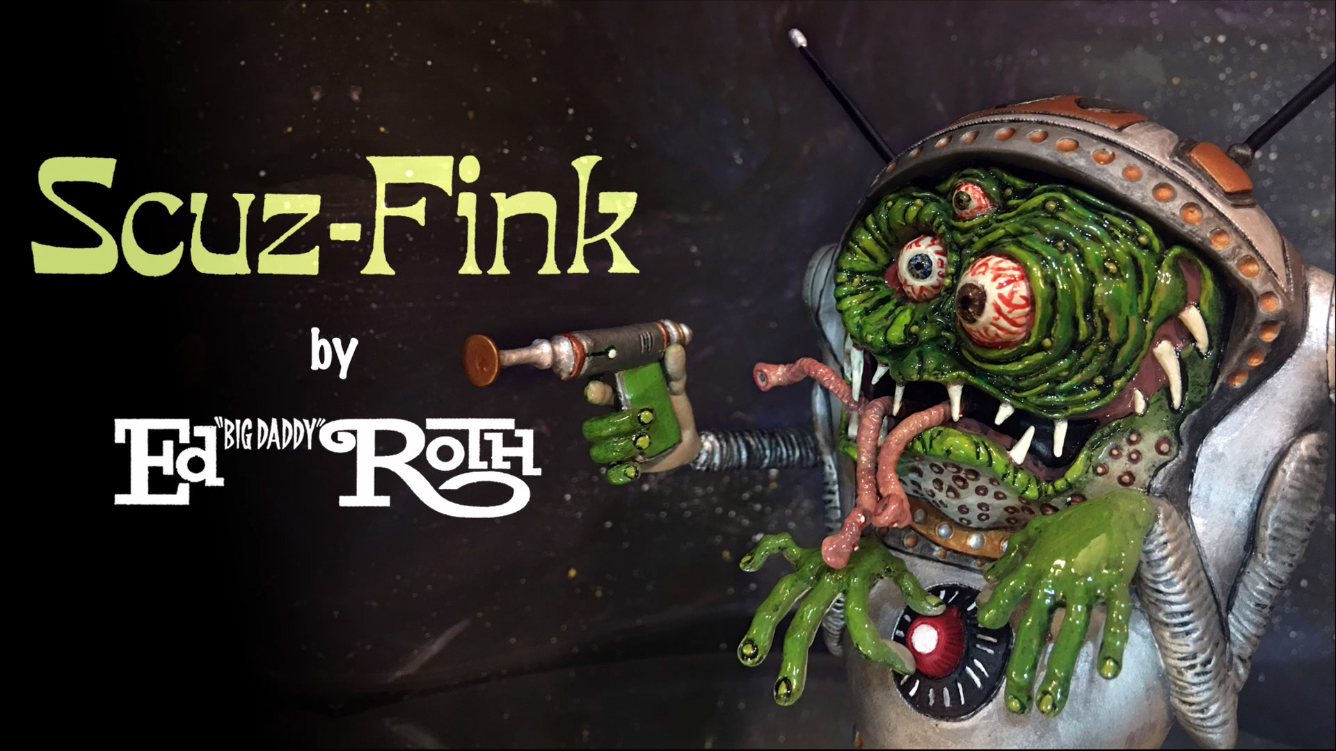 Scuz-Fink by Ed Big Daddy Roth